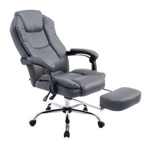 CHAISE DE BUREAU CLP Fauteuil bureau ergonomique CASTLE, fauteuil r