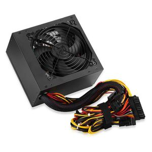ALIMENTATION INTERNE Excelvan 600W PC de bureau Alimentation d'ordinate