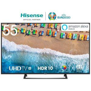 Téléviseur LED Hisense TV LED H55BE7200