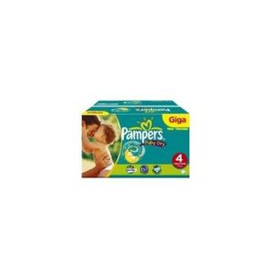 COUCHE 138 Couches Pampers Baby Dry taille 4