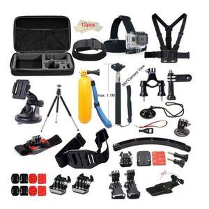 PACK ACCESSOIRES PHOTO STARTRIP 43 en 1 Accessoire Kit pour GoPro Hero 7/