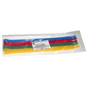 Accessoires câbles Attache-câble Velcro One-Wrap straps - Panaché - 2