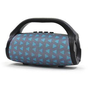 ENCEINTE NOMADE Wotumeo Bluetooth Haut-Parleur Double Loudpeakers