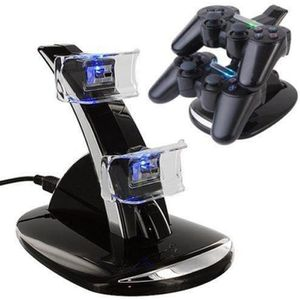 CHARGEUR CONSOLE LED USB Chargeur Double de Manette Support pour So