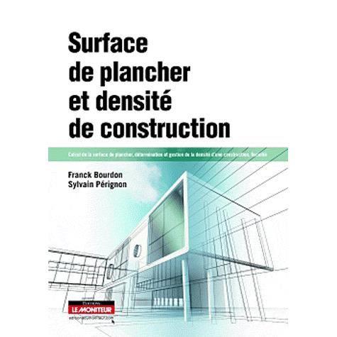 Surface de plancher et densité de construction
