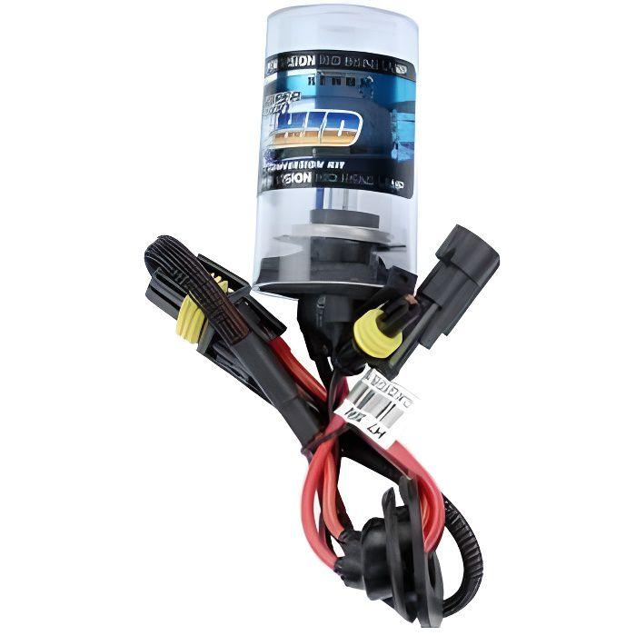 1 Ampoule xenon H7 35W 6000K