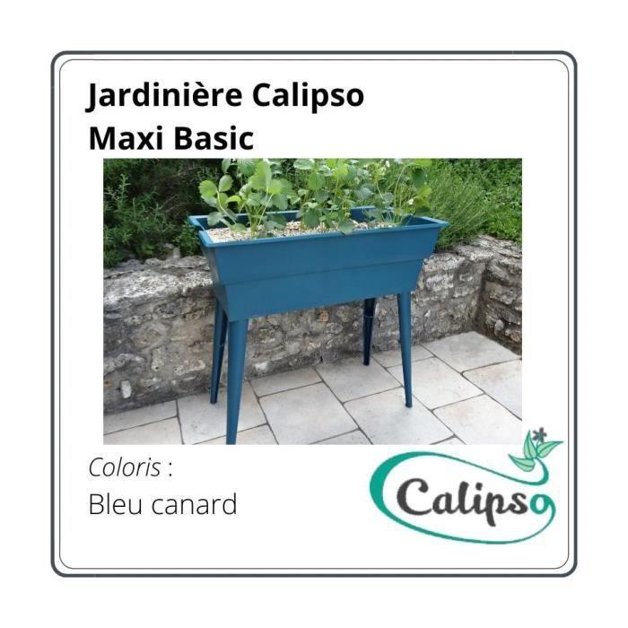 Jardiniere Calipso MAXI BASIC Bleu