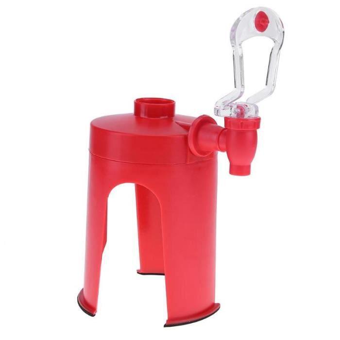 Soda cola économiseur d'eau distributeur d'eau inversé bouteille d'eau créatif accessoires d'eau potable distributeur d'eau de fête