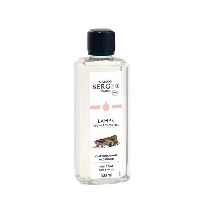 Parfum d'intérieur Recharge Chardon sauvage 500 ml - Berger Multicolore