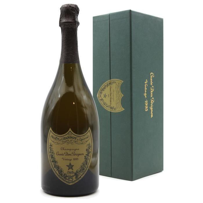 Champagne Dom Perignon 1995
