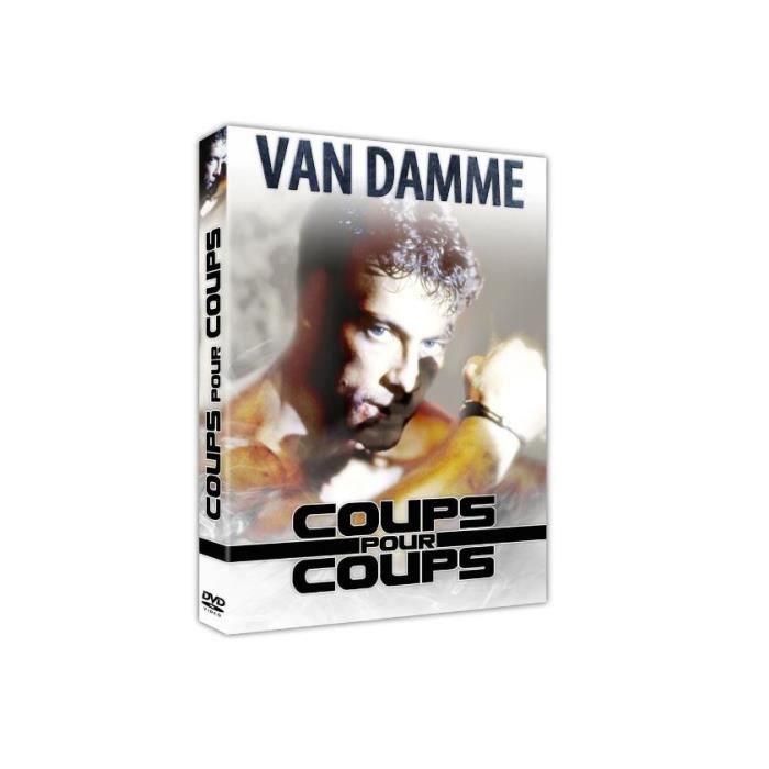 DVD Coups pour coups - Van Damme