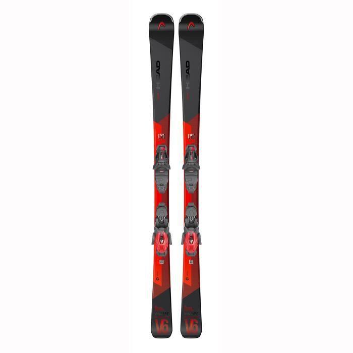 Pack De Ski Head V-shape V6 Lyt-pr + Fixations Pr 11 Gw Homme