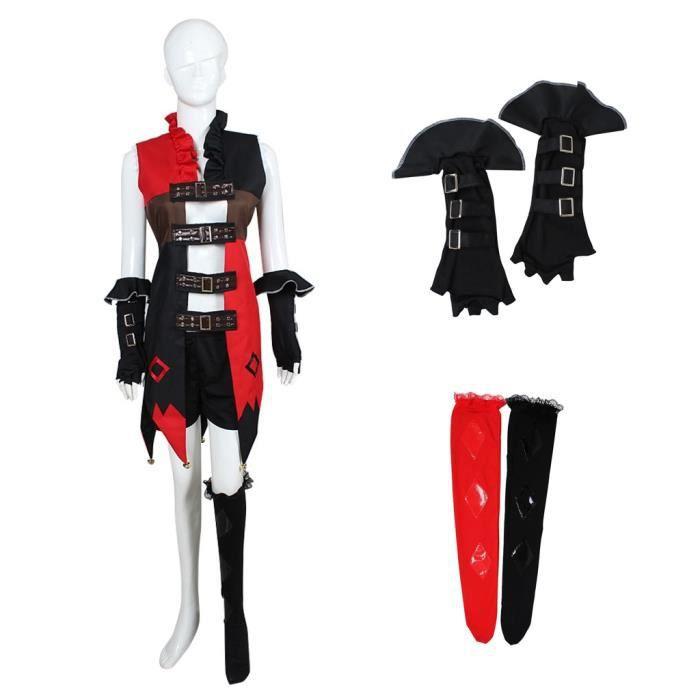 DÉGUISEMENT - PANOPLIE Déguisement Batman Harley Quinn Costume Halloween