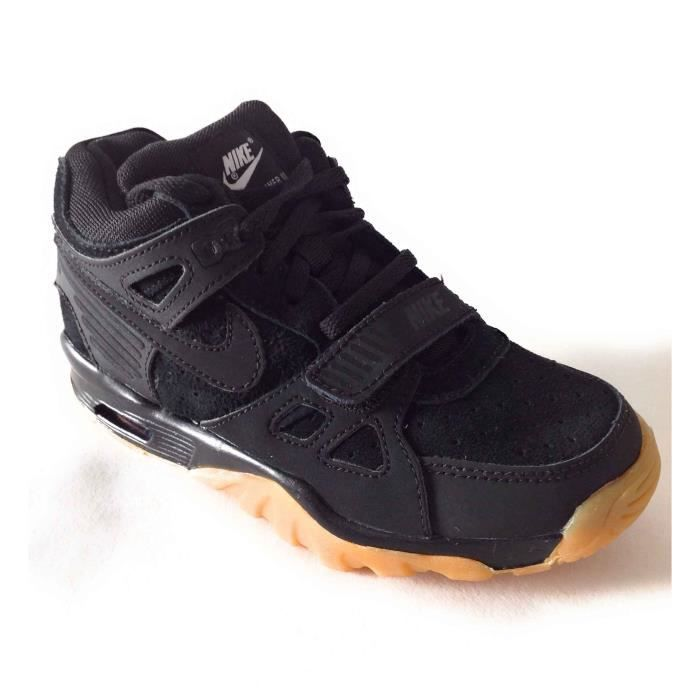 Chaussures Nike air trainer 3 Noir Achat Vente basket
