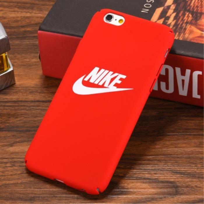 nike coque iphone 7 plus 8 plus rough logo