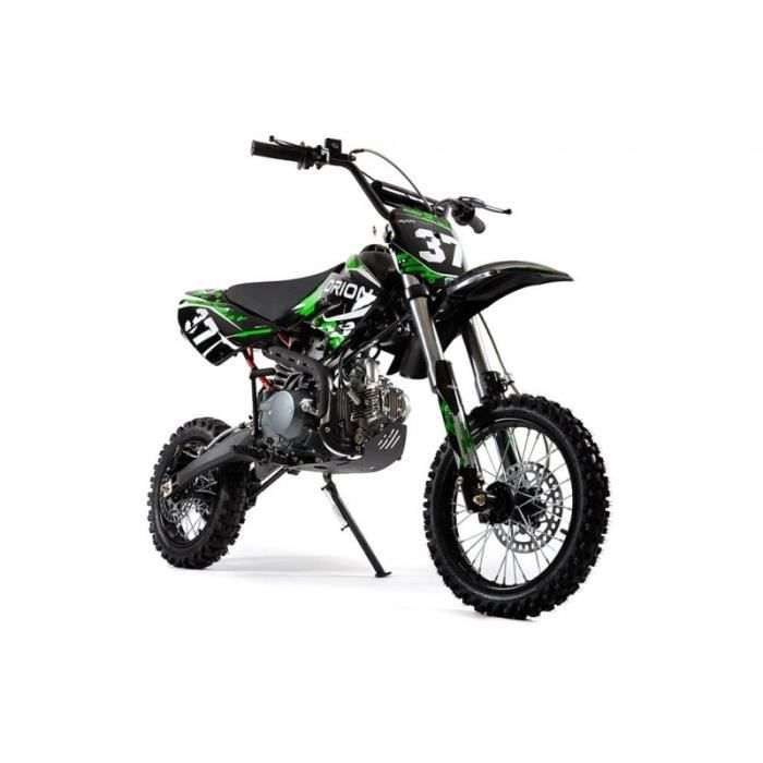 dirt bike 125cc orion agb37 achat vente moto dirt bike. Black Bedroom Furniture Sets. Home Design Ideas