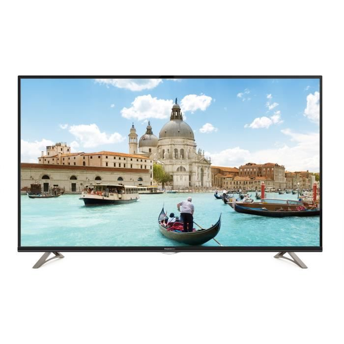 thomson 40ub6406 tv led 4k uhd 101 cm 40 smart tv 4 x hdmi classe nerg tique a. Black Bedroom Furniture Sets. Home Design Ideas