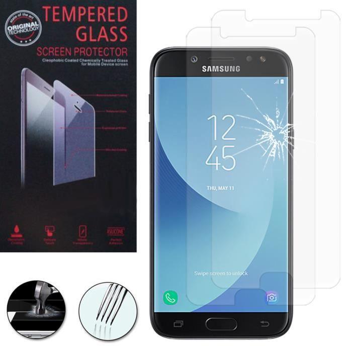 FILM PROTECT. TÉLÉPHONE Pour Samsung Galaxy J5 (2017) SM-J750F-DS- J5 (201