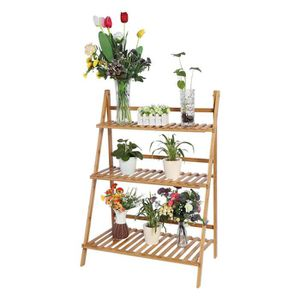 etagere pour plantes bois achat vente etagere pour. Black Bedroom Furniture Sets. Home Design Ideas
