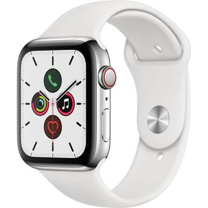 MONTRE CONNECTÉE Apple Watch Series 5 Cellular 44 mm Boîtier en Aci