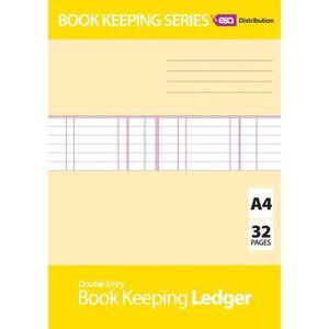 REGISTRE PROFESSIONNEL Livre de Compte A4 - 32p E&A Distribution