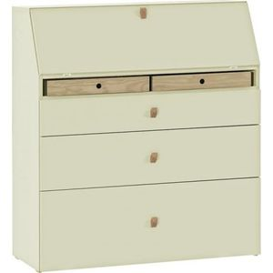 secretaire gris achat vente secretaire gris pas cher soldes cdiscount. Black Bedroom Furniture Sets. Home Design Ideas