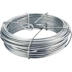CLÔTURE - GRILLAGE Ce fil de fer galvanisé vous accompagnera dans ...
