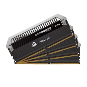 MÉMOIRE RAM Kit Quad Channel RAM Corsair Dominator Platinum 32