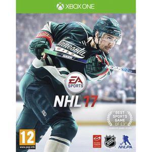 JEU XBOX ONE Jeu Xbox One ELECTRONIC ARTS NHL 17