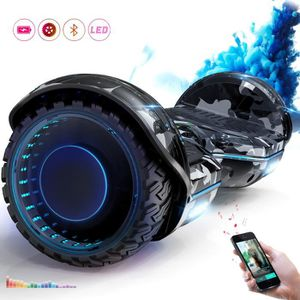 ACCESSOIRES GYROPODE - HOVERBOARD Hoverboard EverCross Challenger Gyropode Bluetooth