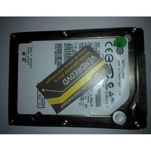 DISQUE DUR INTERNE Hitachi C5K500.B HCC545032B9A300 320 Go - 2.5