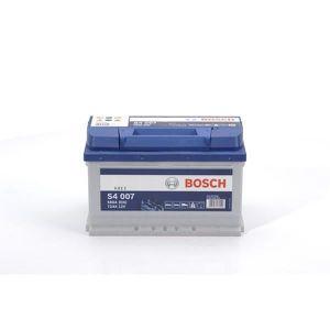 BATTERIE VÉHICULE BOSCH Batterie Auto S4007 72Ah 680A / + à droite