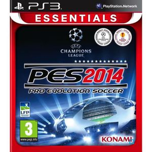 JEU PS3 PES 2014 : PRO EVOLUTION SOCCER - ESSENTIALS