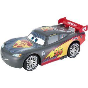 VOITURE - CAMION Véhicule à rétrofriction Cars : Voiture Flash McQu