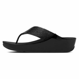 TONG Chaussures femme Sandalettes et tongs Fitflop Crys