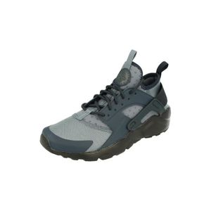 more photos a3f4c ff969 Nike Femme Huarache Run Ultra BR Trainers 833292 Sneakers Chaussures 001  Noir Noir - Achat