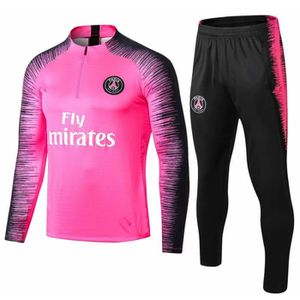 TENUE DE FOOTBALL TENUE DE FOOTBALL Survêtement PSG N4 2018-19