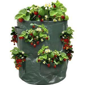 CARRÉ POTAGER - TABLE Sac à fraisiers - Sac de plantation pour fraise…