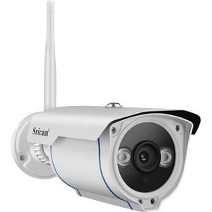CAMÉRA IP Sricam IP Caméra 1080P WIFI Extérieur Sans Fil SP0