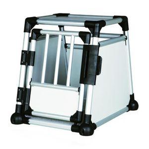 CAISSE DE TRANSPORT TRIXIE Box de transport, aluminium pour chien