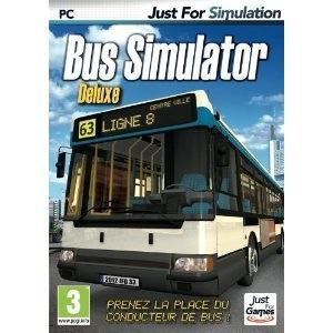 bus simulator deluxe jeu pc achat vente jeu pc bus simulator deluxe jeu pc cdiscount. Black Bedroom Furniture Sets. Home Design Ideas