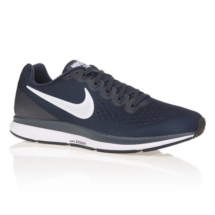 check out 9e7be ea3aa BASKET NIKE Chaussures Air Zoom Pegasus 34 - Homme - Bleu