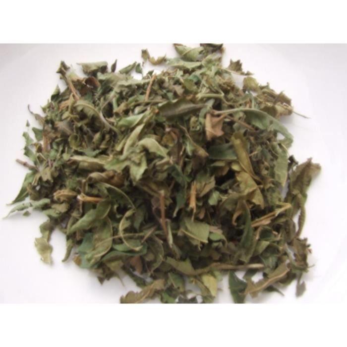 Verveine biologique feuilles les 50 gr