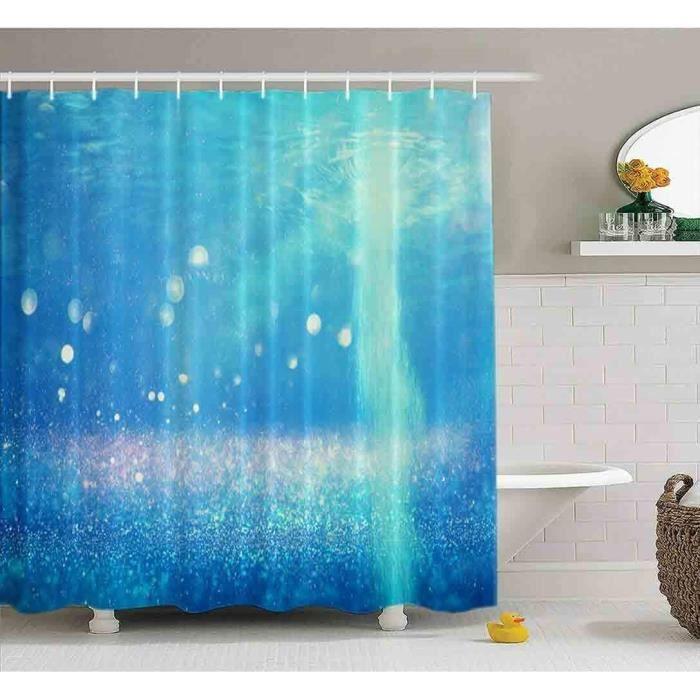 RIDEAU DE DOUCHE Rideau de douche rideau de douche transparent rideau de douche mignon ensemble de rideau de douche pour beacute1217
