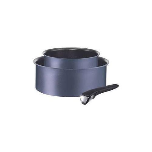 TEFAL INGENIO PERFORMANCE Salt Bleu 2 casseroles + 1 poignée Induction L6739102