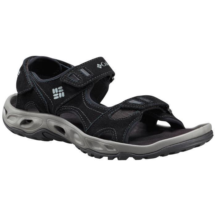 COLUMBIA Sandales de randonnées Ventmeinster - Homme -Noir