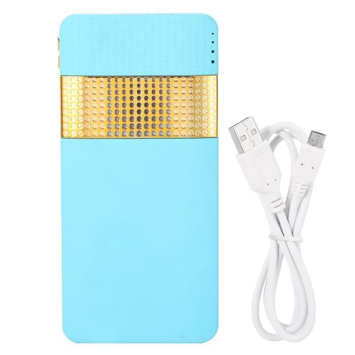 Lampe Vidéo LED Portable Lumière de Remplissage de Prise de Vue Extérieure de Caméra de Batterie Intégrée