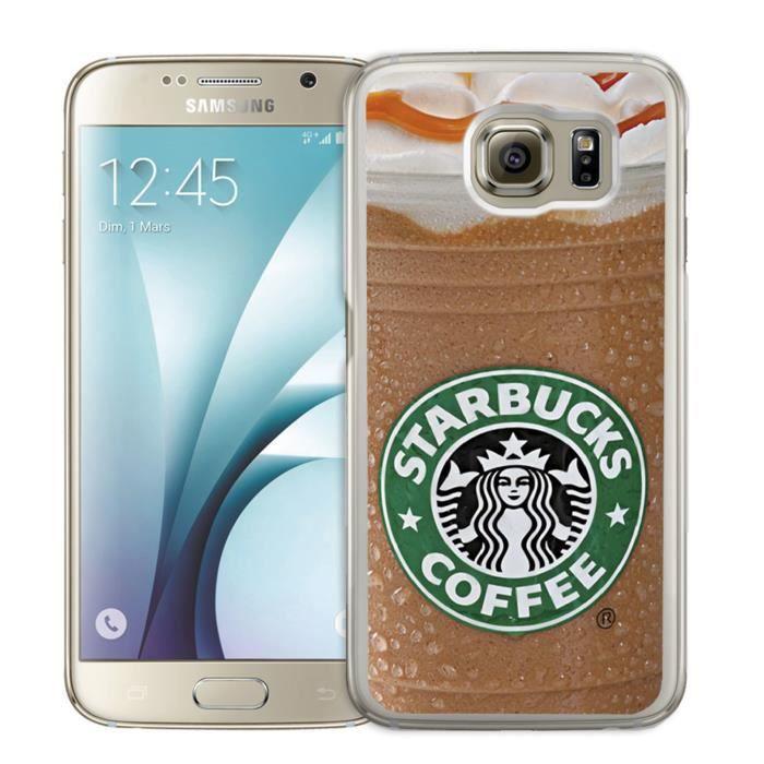 Coque Samsung Galaxy S5 Mini : Starbuck Café