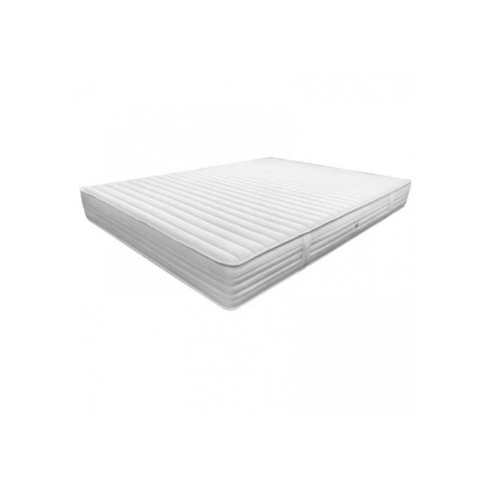 Matelas essenzia nirvana latex naturel 7 zones 150x190 latex achat vente - Matelas latex 7 zones ...