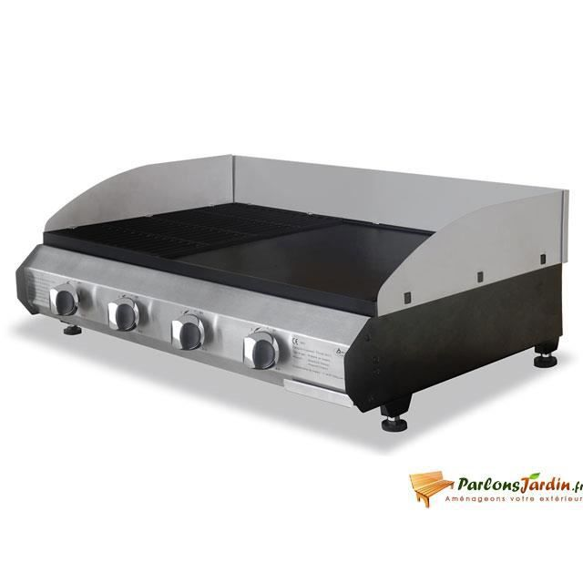plancha grill gaz a poser top plancha. Black Bedroom Furniture Sets. Home Design Ideas